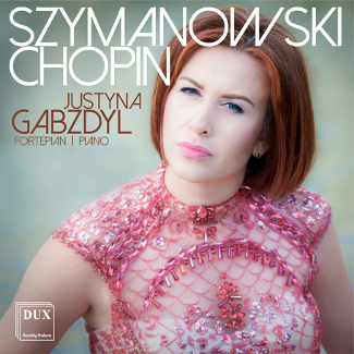 Pianist CD - Justyna Gabzdyl